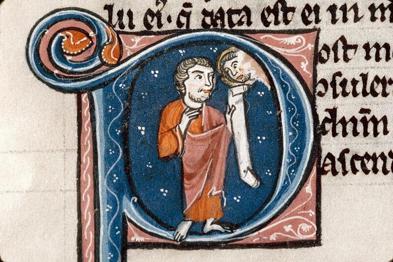 Alençon, Bibl. mun., ms. 0054, f. 067v - vue 2