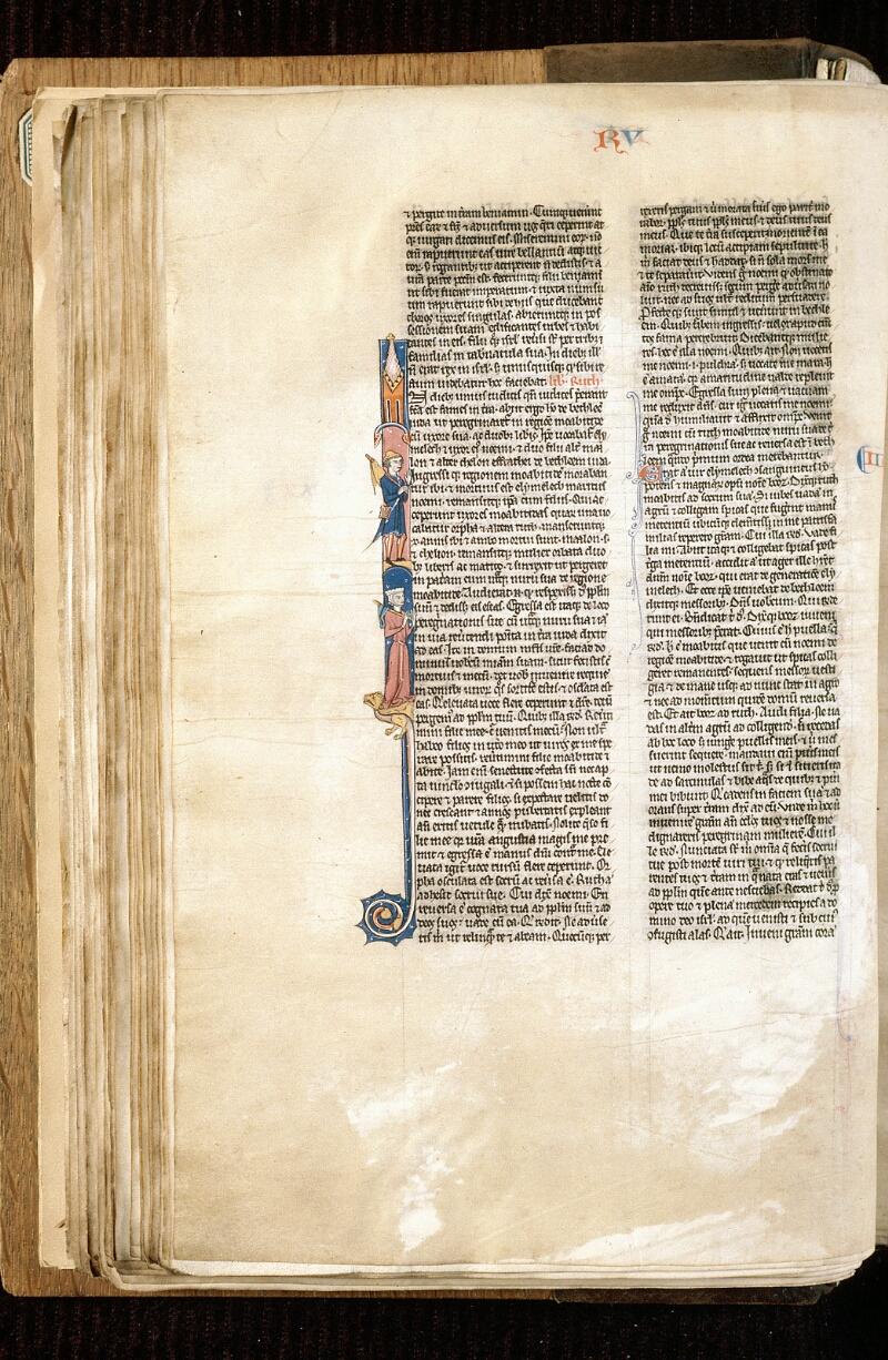 Alençon, Bibl. mun., ms. 0054, f. 075v - vue 1