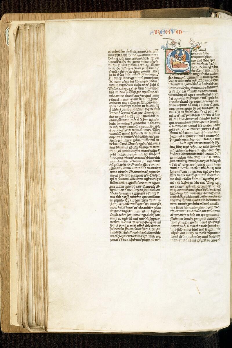 Alençon, Bibl. mun., ms. 0054, f. 096v - vue 1