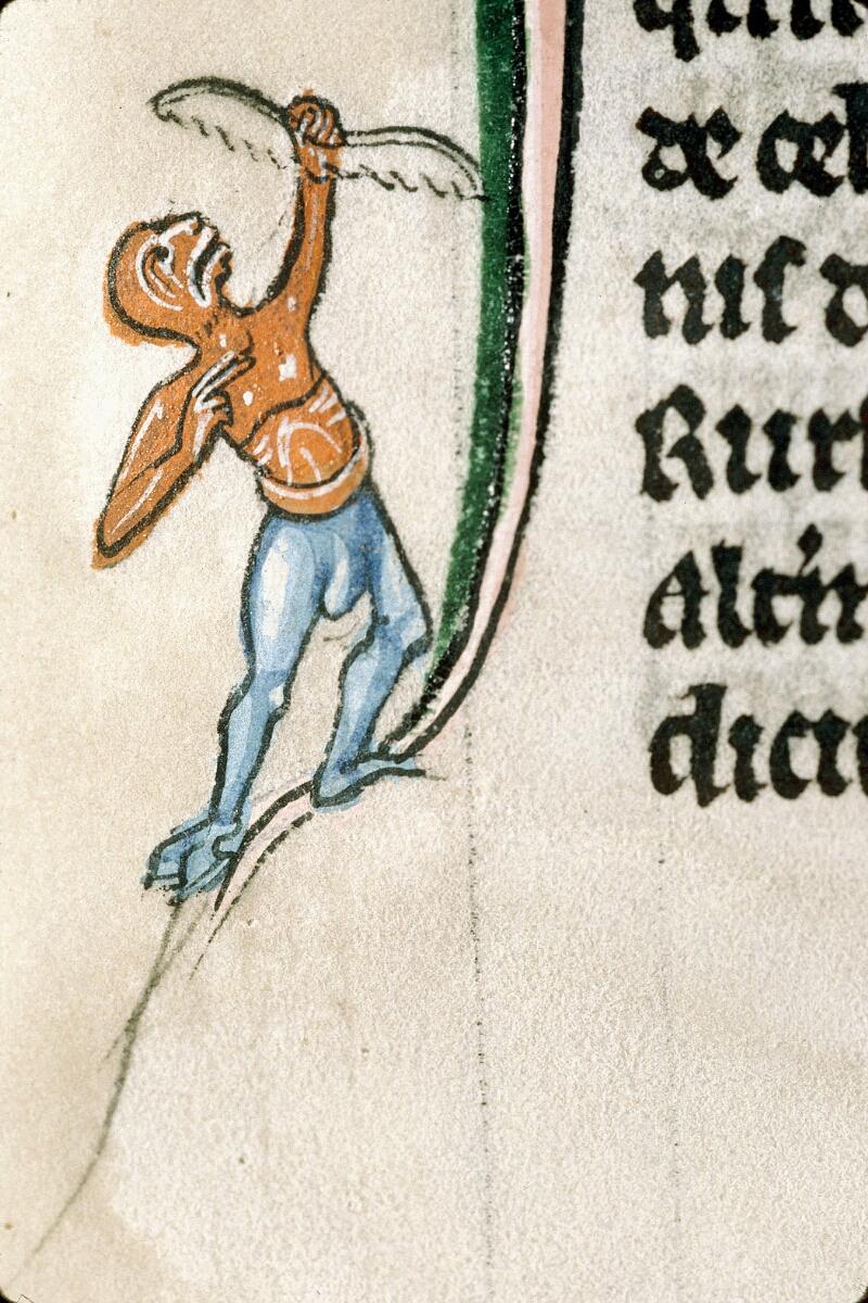 Alençon, Bibl. mun., ms. 0054, f. 107 - vue 3