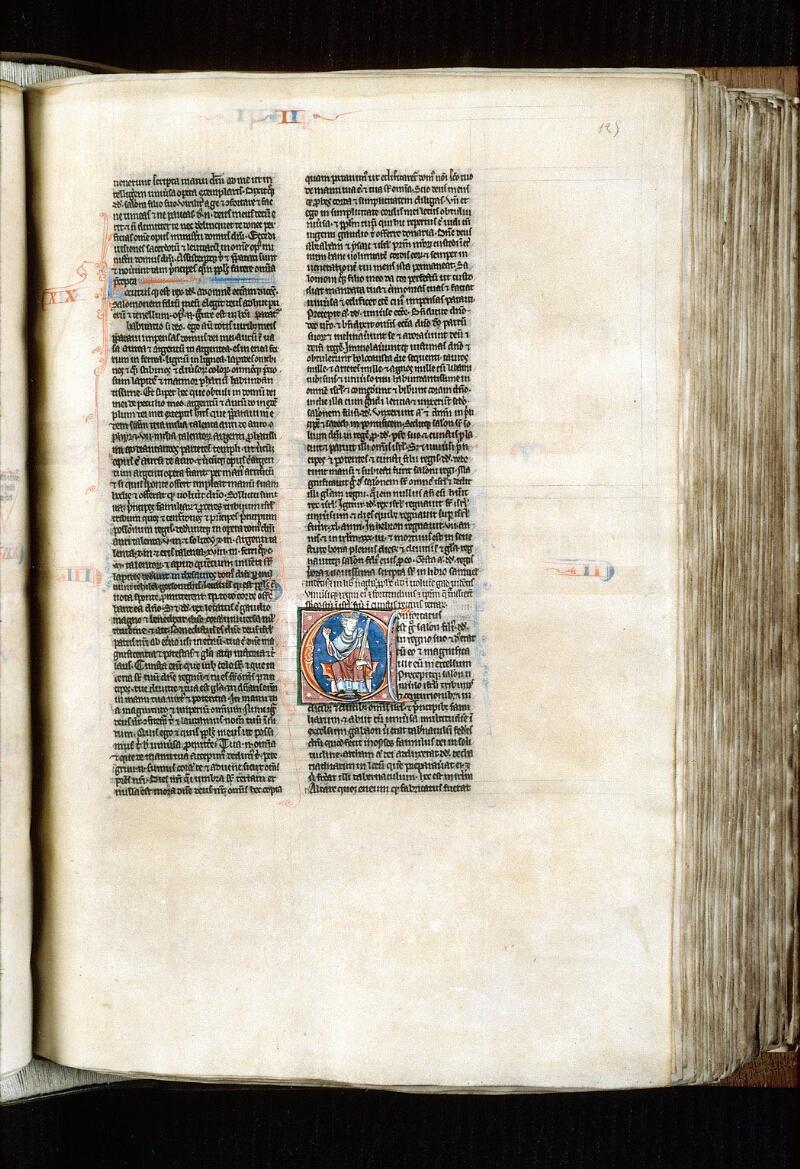Alençon, Bibl. mun., ms. 0054, f. 125 - vue 1