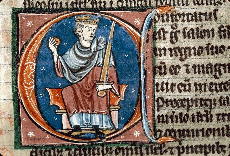 Alençon, Bibl. mun., ms. 0054, f. 125 - vue 2