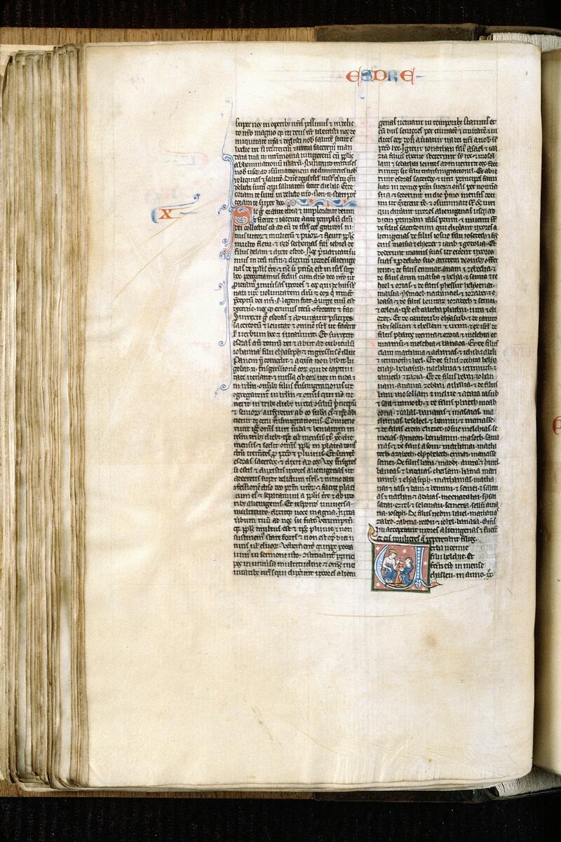 Alençon, Bibl. mun., ms. 0054, f. 139v - vue 1