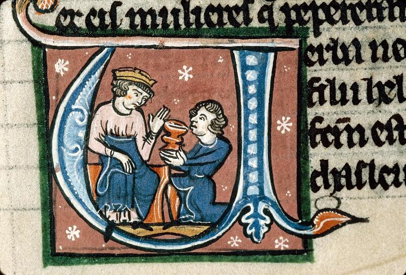 Alençon, Bibl. mun., ms. 0054, f. 139v - vue 2