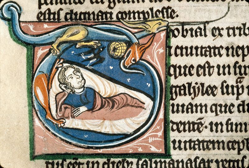 Alençon, Bibl. mun., ms. 0054, f. 149v - vue 3