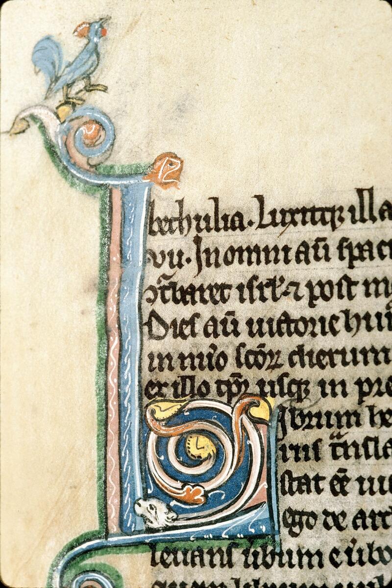 Alençon, Bibl. mun., ms. 0054, f. 157 - vue 2