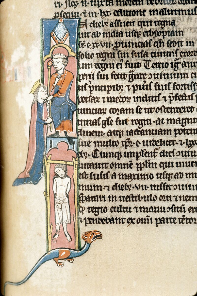 Alençon, Bibl. mun., ms. 0054, f. 157 - vue 3