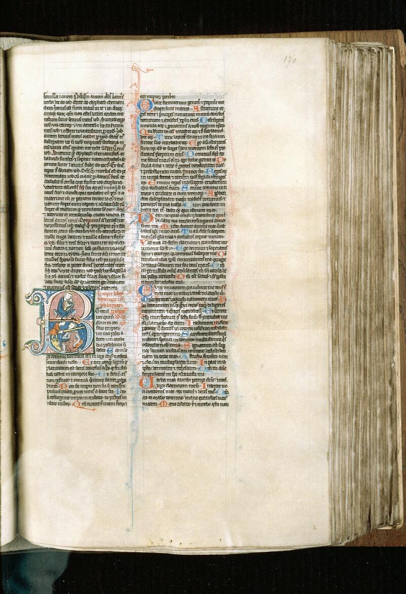 Alençon, Bibl. mun., ms. 0054, f. 170 - vue 1