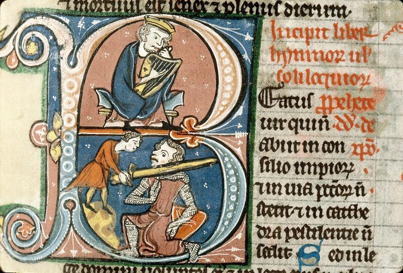 Alençon, Bibl. mun., ms. 0054, f. 170 - vue 2