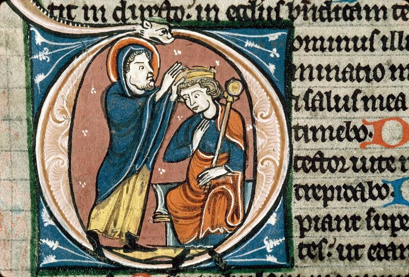 Alençon, Bibl. mun., ms. 0054, f. 173 - vue 2