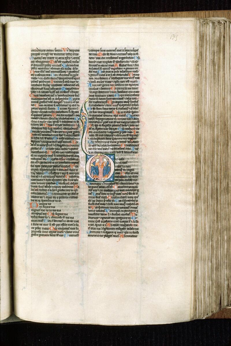 Alençon, Bibl. mun., ms. 0054, f. 175 - vue 1
