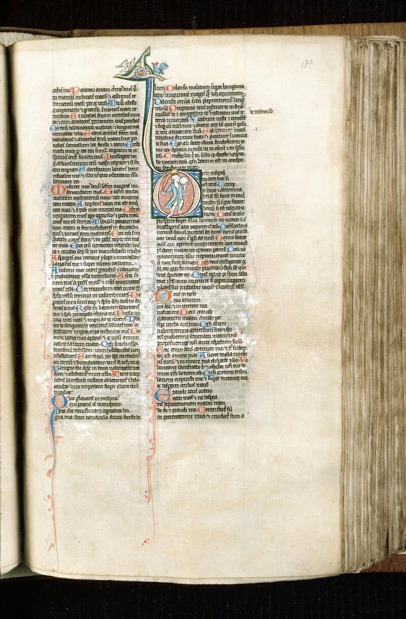 Alençon, Bibl. mun., ms. 0054, f. 177 - vue 1