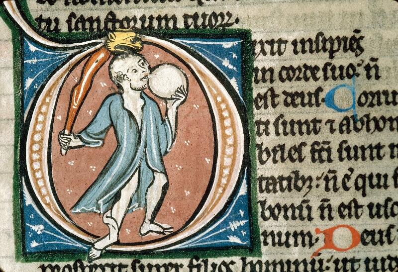 Alençon, Bibl. mun., ms. 0054, f. 177 - vue 2