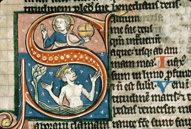 Alençon, Bibl. mun., ms. 0054, f. 179 - vue 2