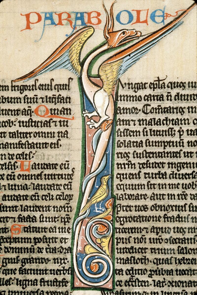 Alençon, Bibl. mun., ms. 0054, f. 191 - vue 2