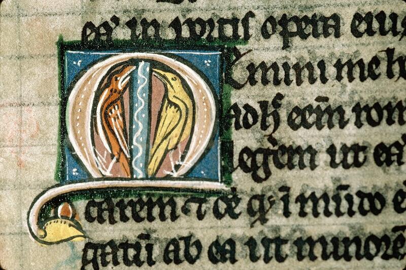 Alençon, Bibl. mun., ms. 0054, f. 198 - vue 2