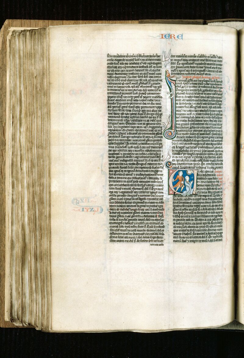 Alençon, Bibl. mun., ms. 0054, f. 234v - vue 1