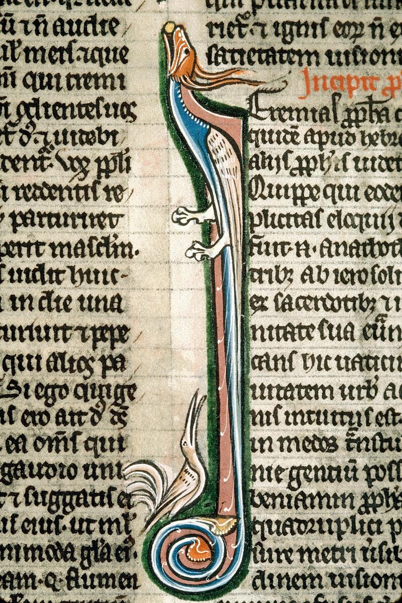 Alençon, Bibl. mun., ms. 0054, f. 234v - vue 2