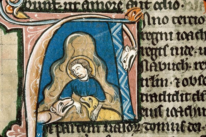 Alençon, Bibl. mun., ms. 0054, f. 272 - vue 3