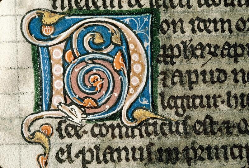 Alençon, Bibl. mun., ms. 0054, f. 278v - vue 1