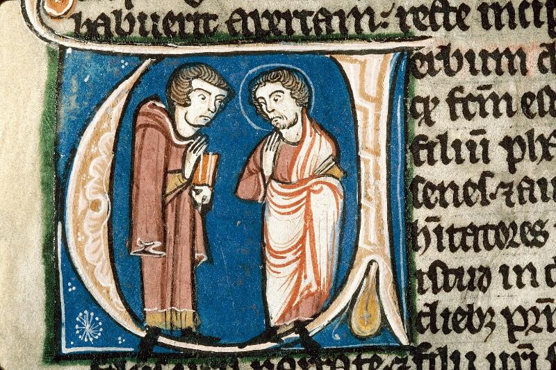 Alençon, Bibl. mun., ms. 0054, f. 281v - vue 2