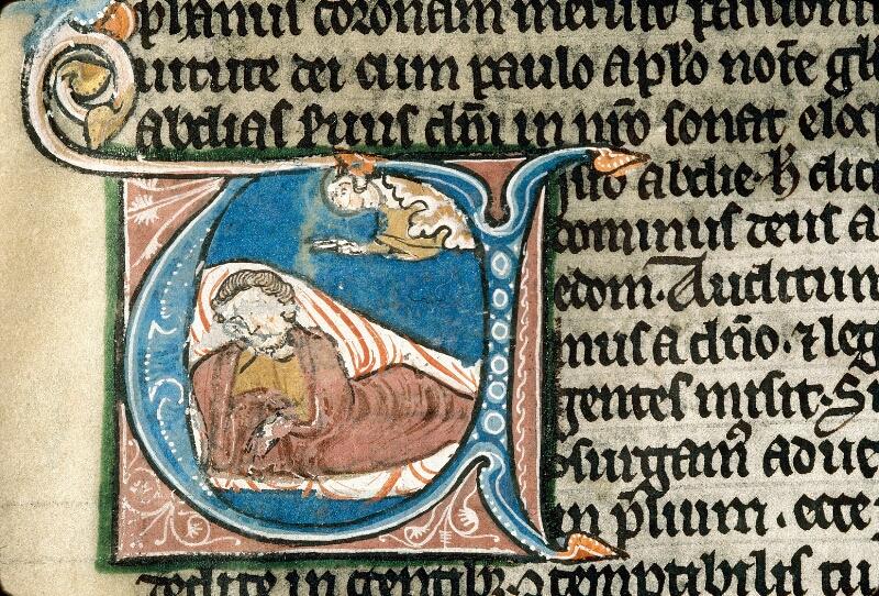 Alençon, Bibl. mun., ms. 0054, f. 284v - vue 2