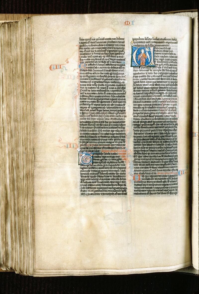 Alençon, Bibl. mun., ms. 0054, f. 285v - vue 1
