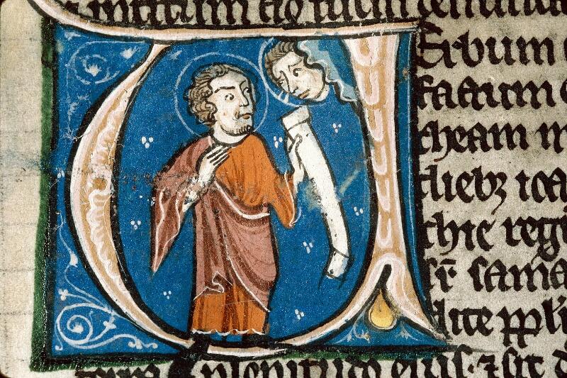 Alençon, Bibl. mun., ms. 0054, f. 285v - vue 2