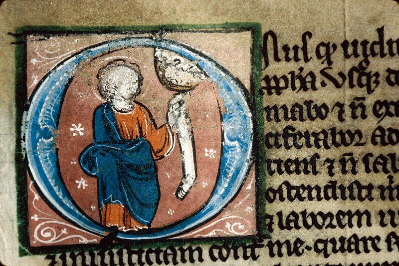Alençon, Bibl. mun., ms. 0054, f. 288