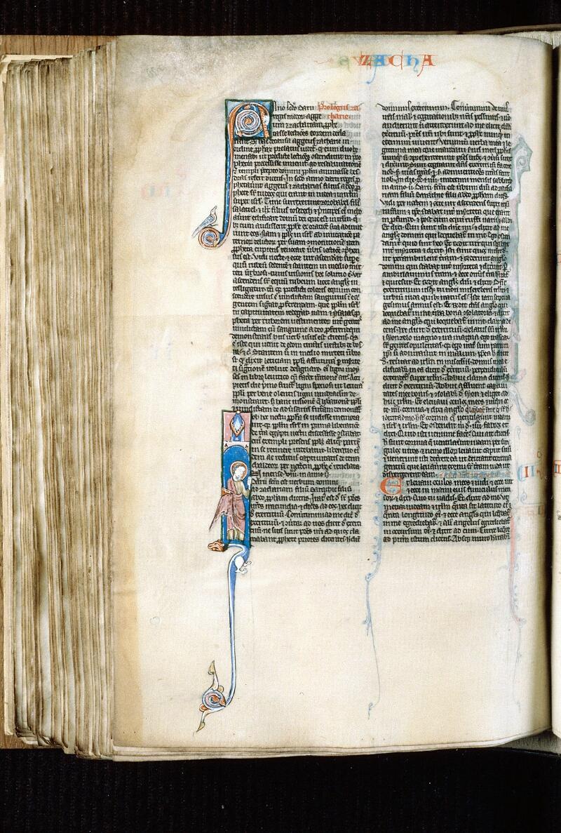 Alençon, Bibl. mun., ms. 0054, f. 290v - vue 1