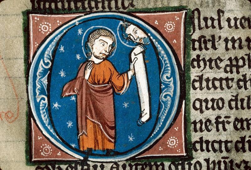 Alençon, Bibl. mun., ms. 0054, f. 293 - vue 2