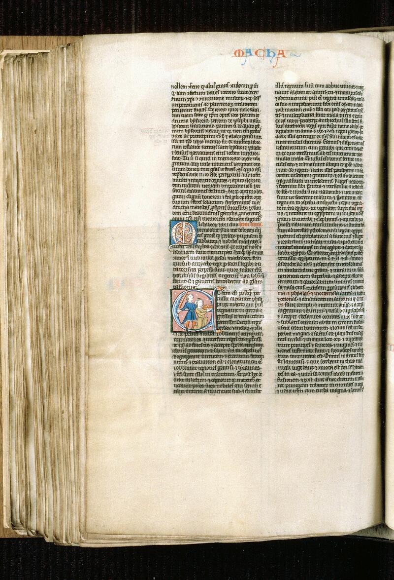 Alençon, Bibl. mun., ms. 0054, f. 294v - vue 1