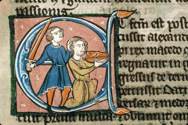 Alençon, Bibl. mun., ms. 0054, f. 294v - vue 2