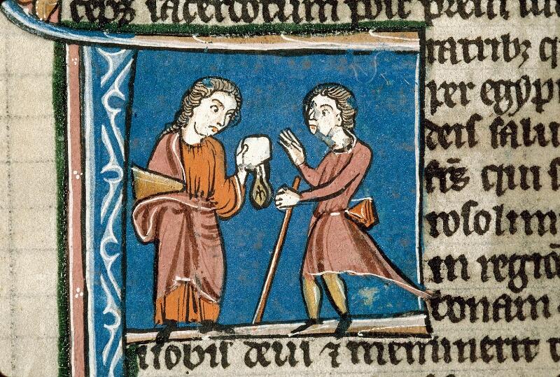 Alençon, Bibl. mun., ms. 0054, f. 304v - vue 2
