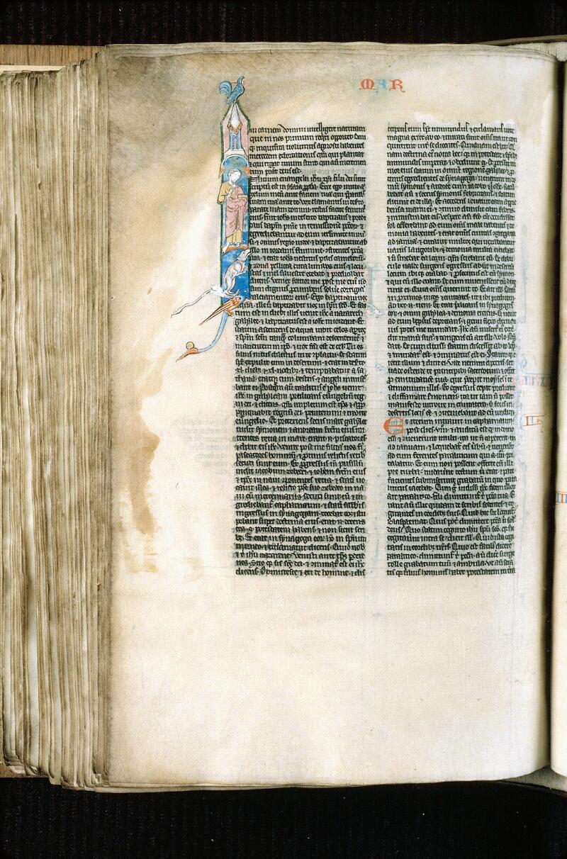 Alençon, Bibl. mun., ms. 0054, f. 322v - vue 1