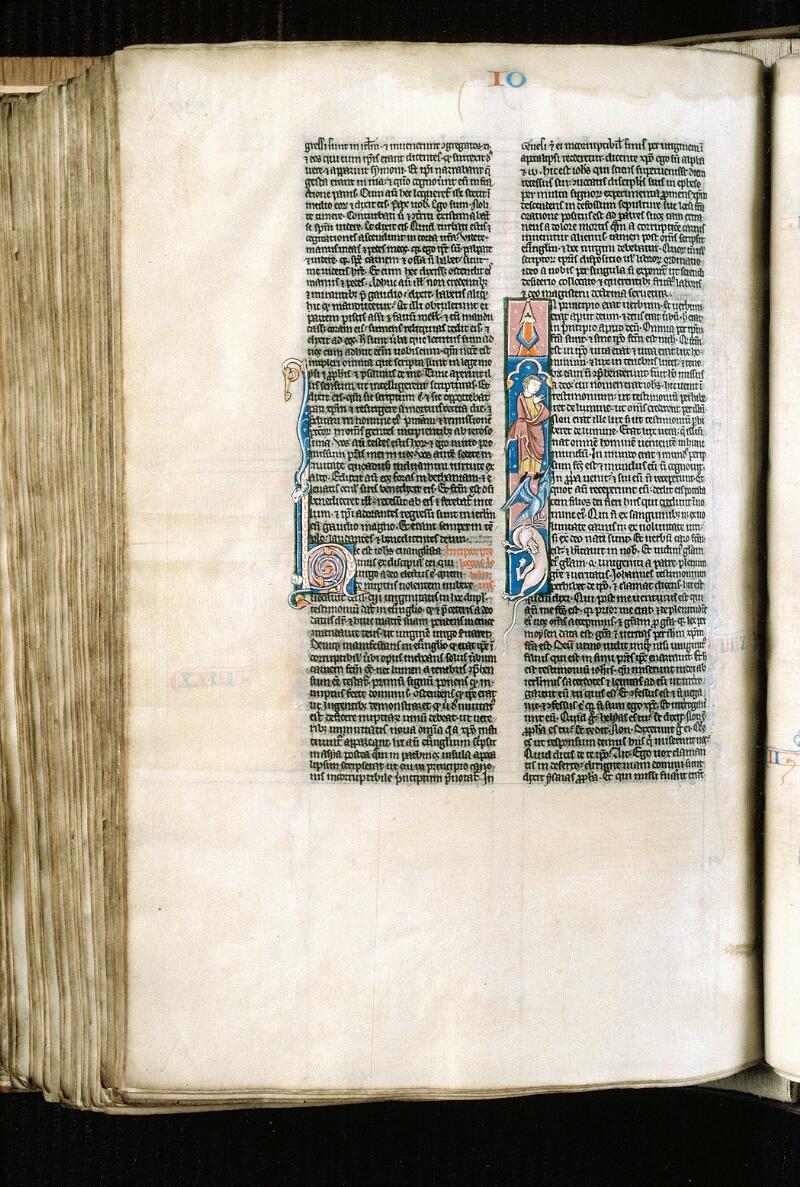 Alençon, Bibl. mun., ms. 0054, f. 339v - vue 1