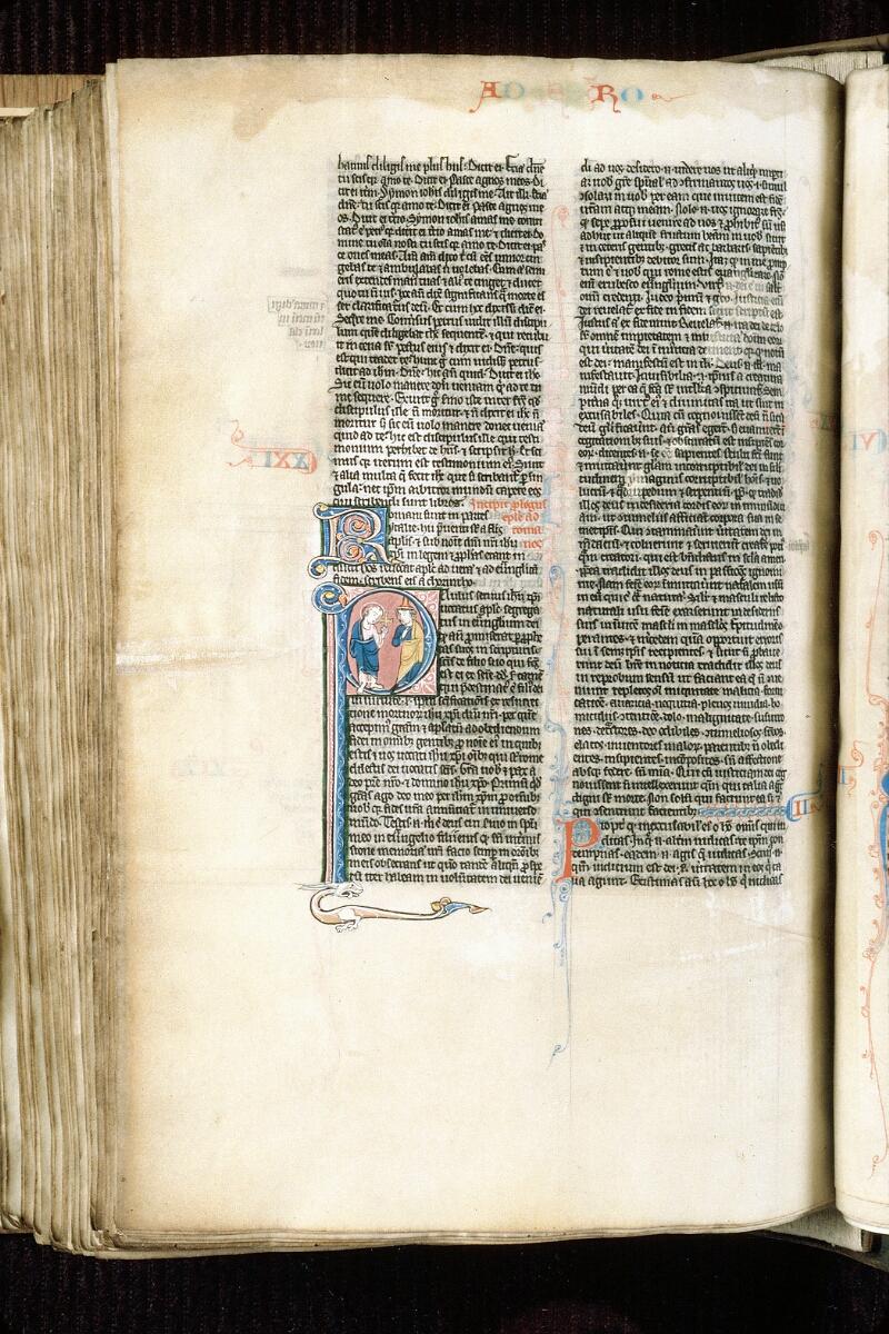 Alençon, Bibl. mun., ms. 0054, f. 347v - vue 1