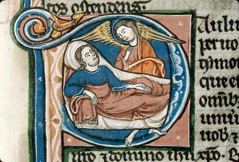 Alençon, Bibl. mun., ms. 0054, f. 355 - vue 2