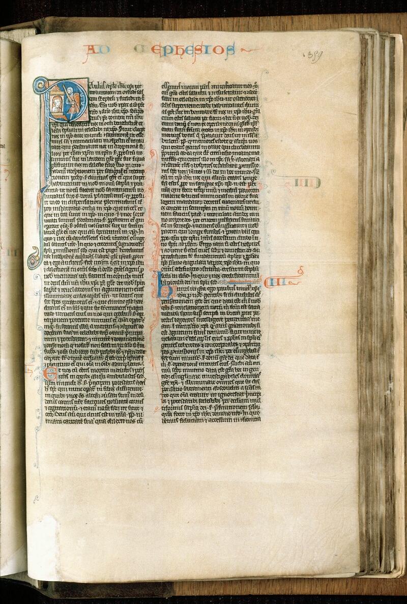 Alençon, Bibl. mun., ms. 0054, f. 359 - vue 1