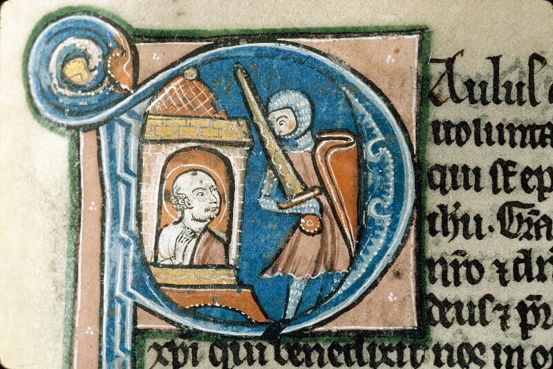 Alençon, Bibl. mun., ms. 0054, f. 359 - vue 2
