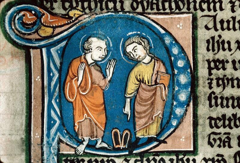 Alençon, Bibl. mun., ms. 0054, f. 361 - vue 2