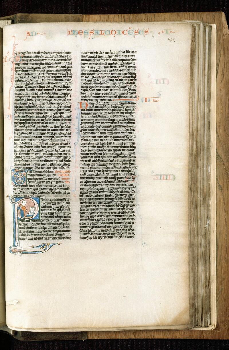 Alençon, Bibl. mun., ms. 0054, f. 362 - vue 1