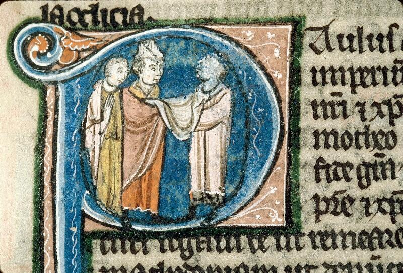 Alençon, Bibl. mun., ms. 0054, f. 363v - vue 2