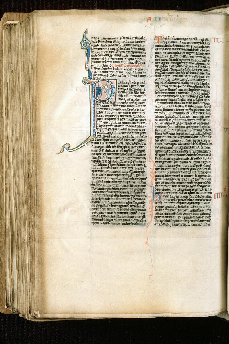 Alençon, Bibl. mun., ms. 0054, f. 364v - vue 1