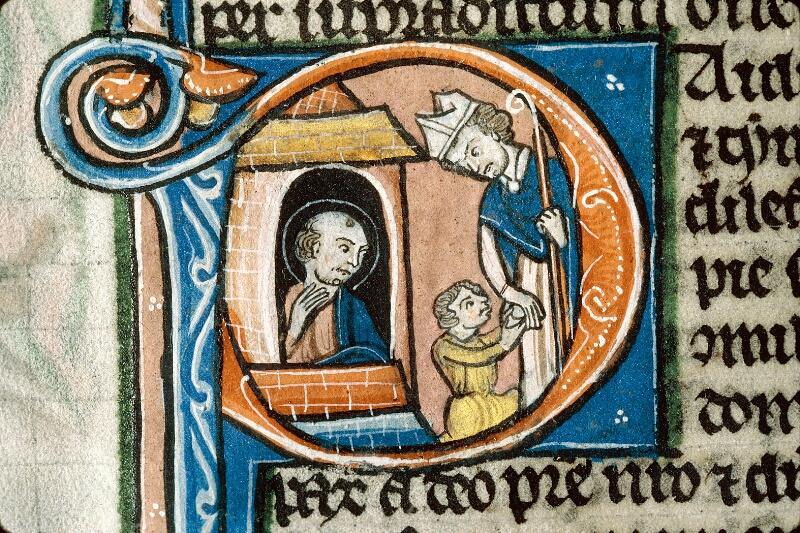 Alençon, Bibl. mun., ms. 0054, f. 365v - vue 2