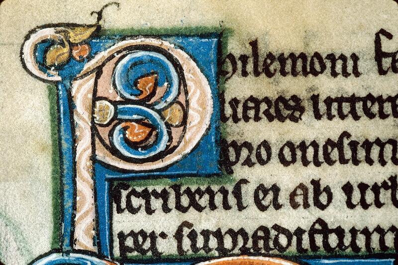Alençon, Bibl. mun., ms. 0054, f. 365v - vue 3