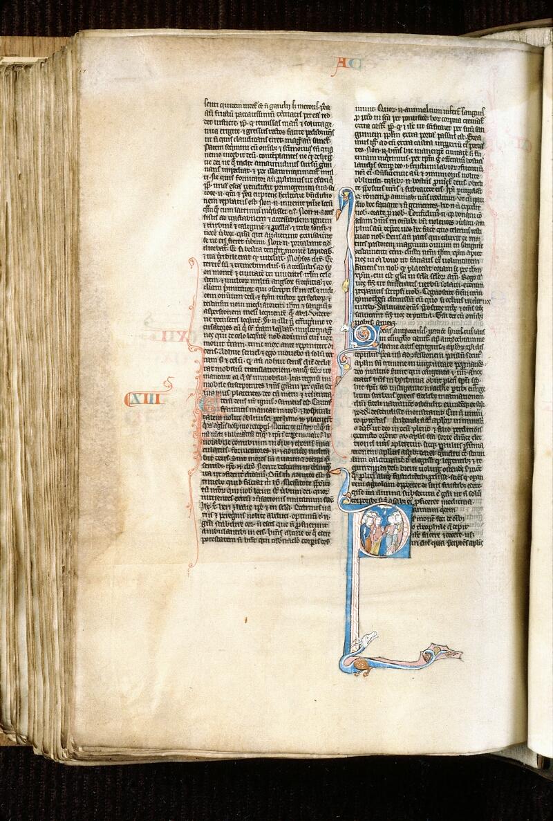 Alençon, Bibl. mun., ms. 0054, f. 368v - vue 1