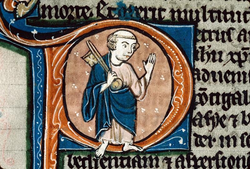 Alençon, Bibl. mun., ms. 0054, f. 380 - vue 2