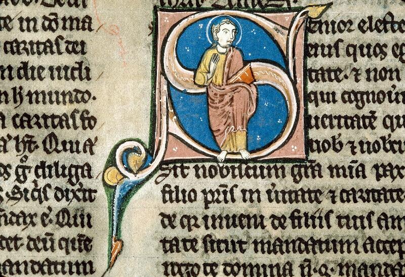 Alençon, Bibl. mun., ms. 0054, f. 382v