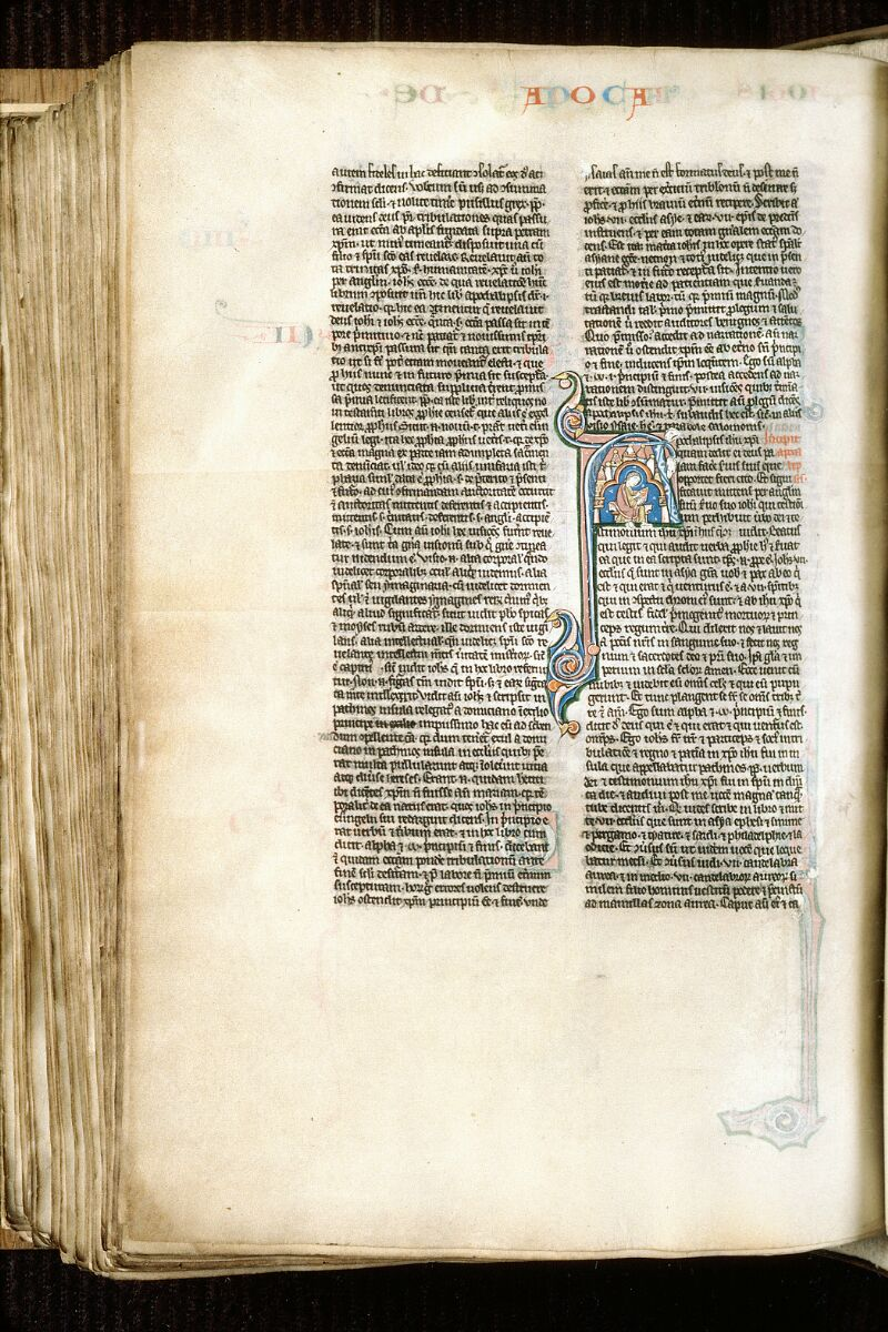 Alençon, Bibl. mun., ms. 0054, f. 383v - vue 1